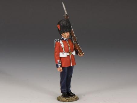 Coldstream Guard on Guard Duty