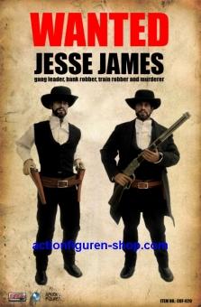 Jesse James - 1847 - 1882 - Outlaw