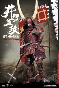 II Naomasa - the scarlet Yaksha (Exclusive Edition)