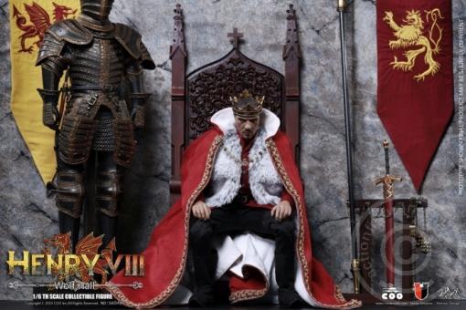 Henry VIII (Wolf Hall Version) - Diorama