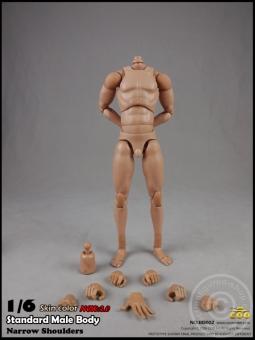 Male Body 2.0 - Narrow Shoulders - 27cm