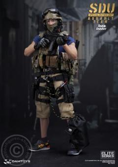 SDU - Assault Team Leader - HK Police