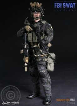 FBI SWAT Team Agent (B) - San Diego Midnight OPS