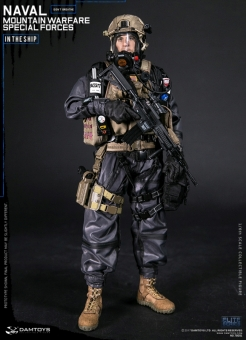US Navy - Naval Mountain Warfare Special Forces