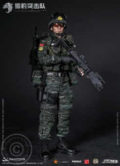 China People Armed Police Force - Snow Leopard Commando Member