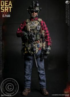 DEA SRT (Special Response Team)  Agent - El Paso