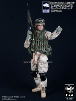 Grenadier 75th Ranger Task Force Ranger