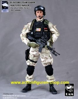 Delta Force Team Leader Task Force Ranger