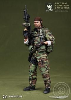 Navy Seal Reconteam - SAW Gunner