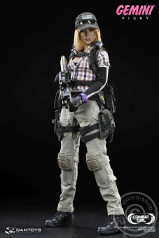 Gemini Vicky - Combat Girls