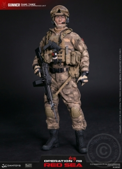 Rocky - SAW Gunner - Zhang Tiande - Operation Red Sea