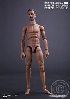 Male01 - Rick Grimes - Body 2.0