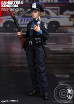 Gangster Kingdom - Officer A. Lewis