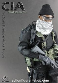 CIA Field Operator
