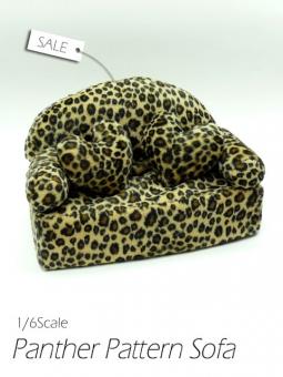 Pantherfell Sofa