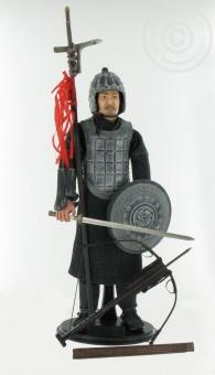 Asiatischer Krieger