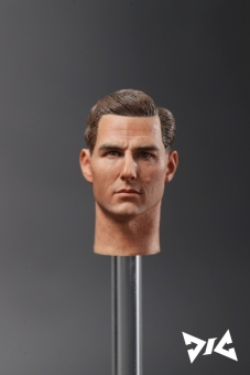 Tom Cruise Head