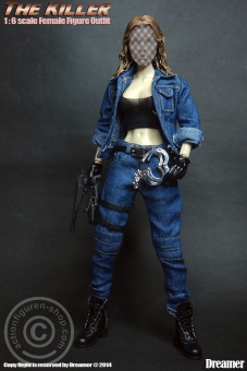 Female Killer Outfit
