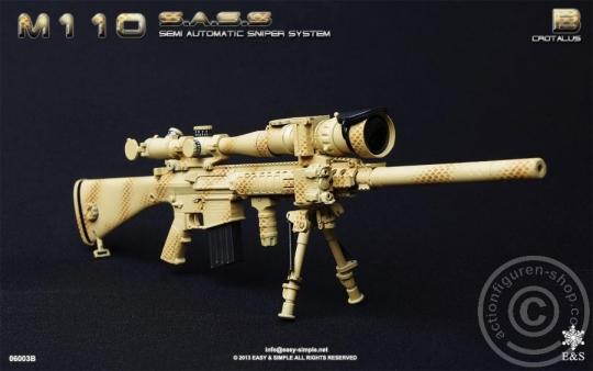 M110 Semi Automatic Sniper System - B