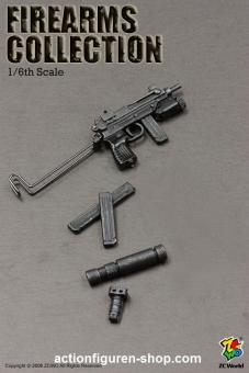 VZ61 Scorpion (1) mit Zubehör