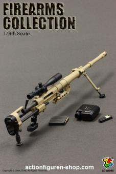 M200 Sniperrifle mit Zubehör