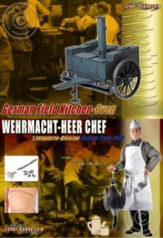 Feldküche - Wehrmacht - Set