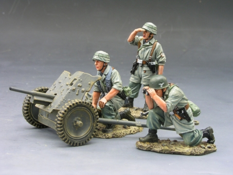 Anti-tank Gun Set