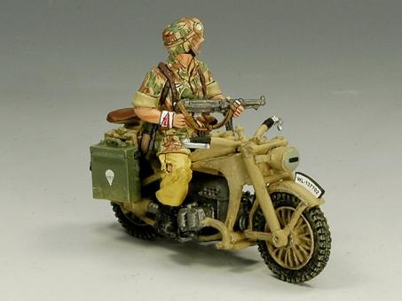 FJ Motorcycle Scout
