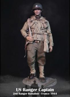 Captain Miller US Army Ranger World War II - France 1944