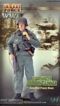 Corporal Franz Haas