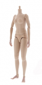 Female Body - small Bust - light-tan