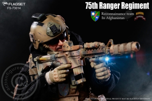 US - 75th Ranger - Afghanistan Recon Team Member