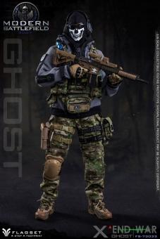 """End War """"Ghost"""" - Modern Battlefield 2007"""