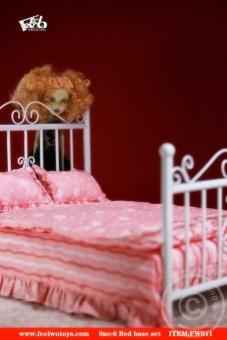 Quilt, pillow & sheet Set - pink