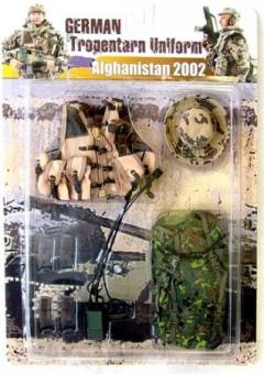 German Tropentarn Set B - Afghanistan