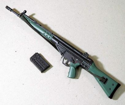 G3 - Gewehr der Bundeswehr