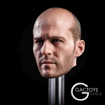Jason Statham Head