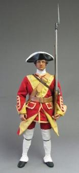 Pulteneys Regiment of Foot - Private John Chadwick