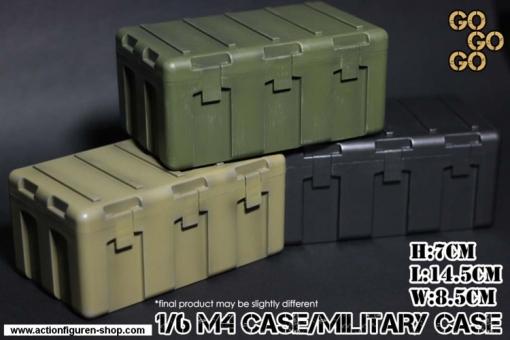 M4 Case - Military Case - sand