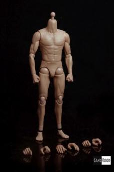 Muscular Figure Body 2.0