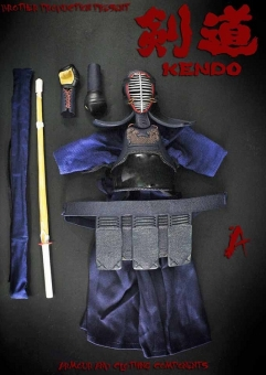 Kendo Body Armor Set (Black)