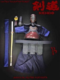 Kendo Body Armor Set (Brown)