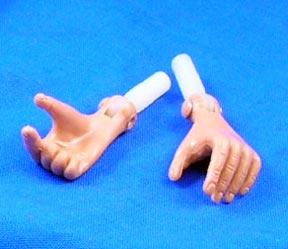 Hände für AM/AT Figuren - starr
