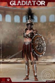 Female Gladiator (black) - Imperial Legion