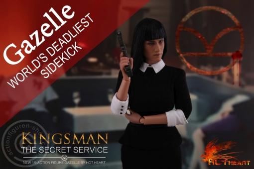 Kingsman Secret Service - Gazelle