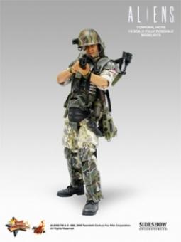 Aliens, Corporal Hicks