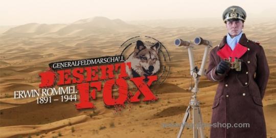 Erwin Rommel - Desert Fox