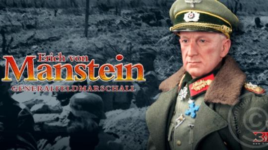 Erich von Manstein - Generalfeldmarschall