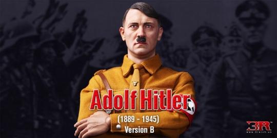 A. H. 1889 - 1945 - Version B