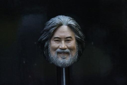 Jizhong Zhang - Head + Body